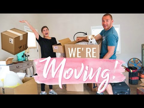 WE'RE MOVING!!! California to ???