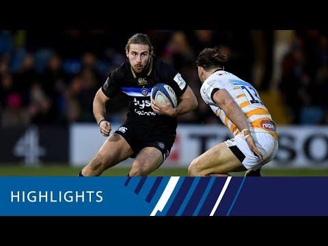 Bath Rugby V Wasps (P1) - Highlights 12.01.19