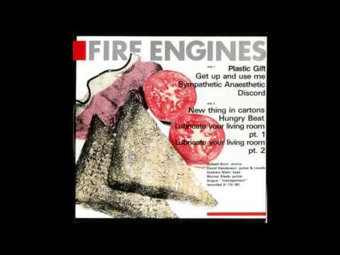 The Fire Engines - Lubricate Your Living Room 1980(Full Album)