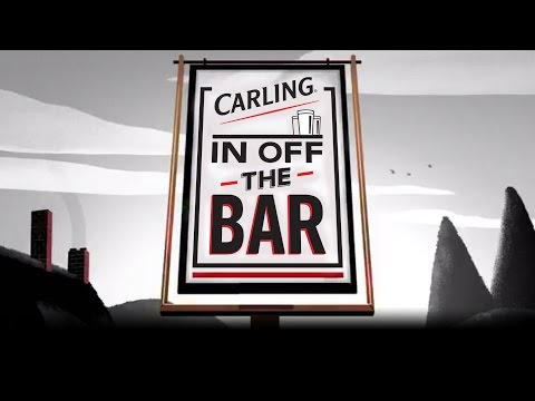 Carling In Off The Bar - The Post Match