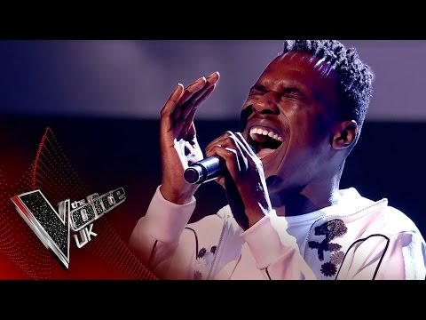 Mo performs 'Human': The Semi Finals | The Voice UK 2017