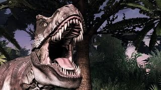 Jurassic Park: The Game (Telltale) - Episode 2, Part 4: Rex HATE Chopper