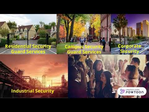 Unarmed Security Guard Services  Armstrong Guard Services