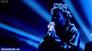 The Weeknd - The Zone (Live on Later...With Jools Holland) [HD]