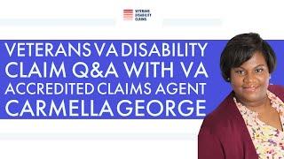 Special Veterans Benefits Q & A w/ Physician Assistant Leah Bucholz