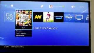 GTA V PS4 CE-34878-0 error