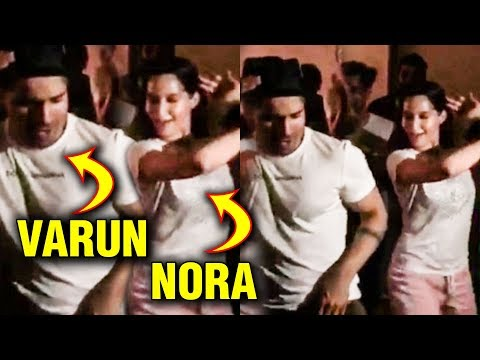 Varun Dhawan Nora Fatehi H0T Chemistry On Street Dancer 3D SETS Mp3