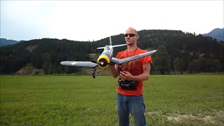hobbyzone f4u corsair s maiden flight