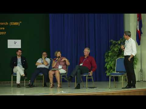 DOCKSIDE - Environmental and Maritime Research Workshop 2017- Round Table 2
