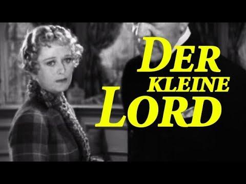 Der Kleine Lord Ganzer Film Deutsch Youtube