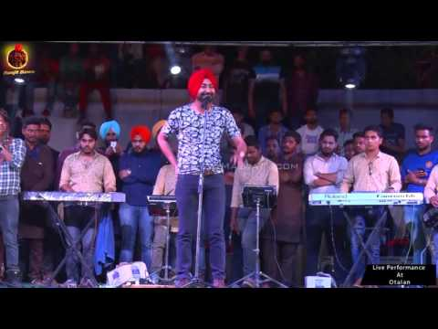 RANJIT BAWA :- LIVE PERFORMANCE AT OCTA KALAN 2015 | OFFICIAL FULL VIDEO HD