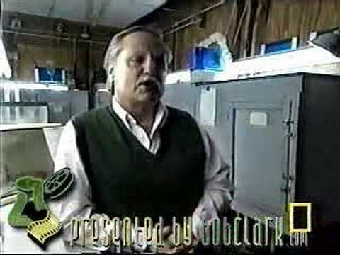 Bob Clark On National Geographic Explorer