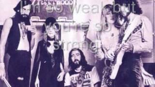 Fleetwood Mac - Oh Daddy (Album Version with lyrics)