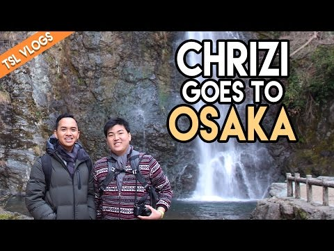 #CHRIZI VISITS THE POKEMON GYM IN OSAKA! | TSL Vlogs