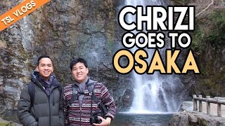 Remember when #chrizi went to universal studios japan (https://youtu.be/qwxo9vihe_a)? well, during that trip, they had time scour the entire city of osaka...