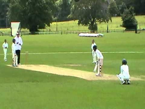 Dorset V Berkshire Under 10 Cricket Match