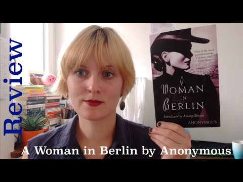 Nonfiction November 2015 Review | A Woman in Berlin by Anonymous