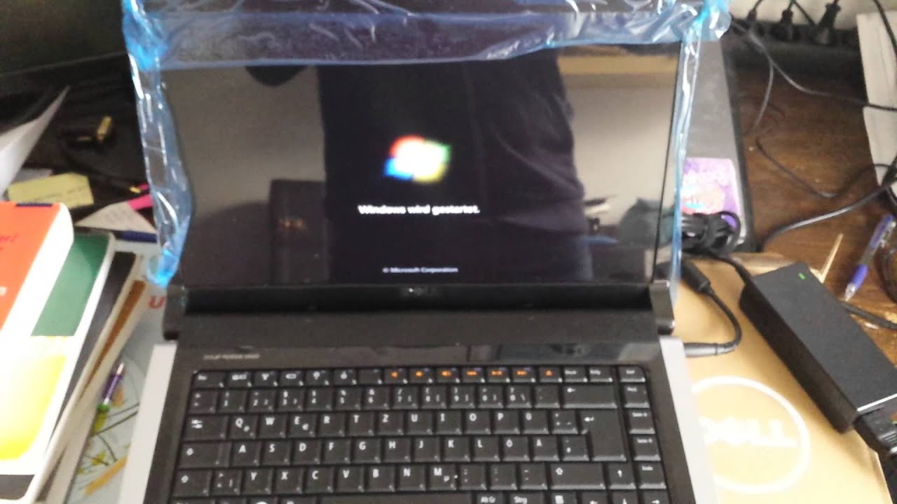 laptop geht immer aus