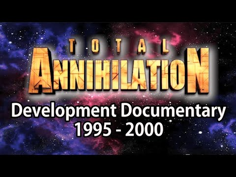 Total Annihilation Development Documentary  [1995 - 2000]