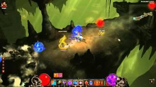 Diablo 3 Magic Find Farm Spot - Act 1 Inferno MF Guide Cont. - Nephalem Valor - Guide