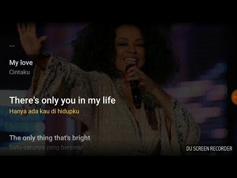 Lionel Richie Ft Diana Ross - Endless Love (Lirik Subtitle Indonesia)