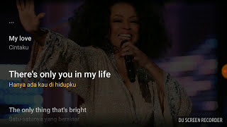 Lionel Richie Ft Diana Ross - Endless Love (Lirik Subtitle Indonesia)