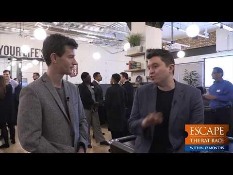 Daniel Priestley - 7 Harsh Truths of Entrepreneurship [Escape The Rat Race Meetup 34]