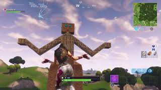 *WORLD RECORD* LONGEST ROCKET RIDE | Fortnite Twitch Funny Moments #144