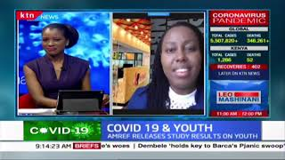 AMREF releases results on the youth and COVID-19