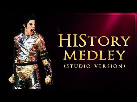 HISTORY MEDLEY - Live Studio Version (Album Remake) | Michael Jackson