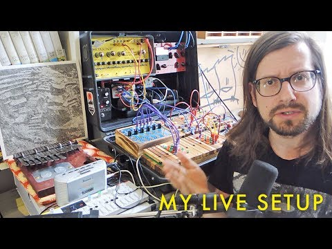 Performing Electronic Music | My Live Setup