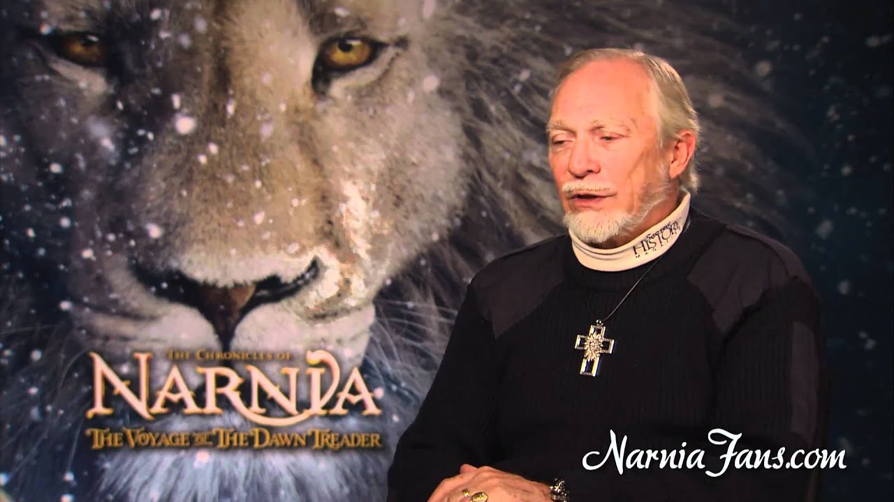 Interview With Douglas Gresham On Dawn Treader And Silver