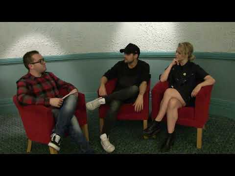Ben Adams & Joanne Clifton Talk About Flashdance