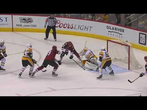 Pittsburgh Penguins vs Arizona Coyotes - February 11, 2017 | Game Highlights | NHL 2016/17