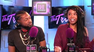 RHOA's Porsha Williams Relationship Problems & More  - BHL's Tha Trend