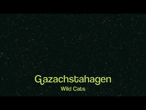 Gazachstahagen - the Wild Cats 1959