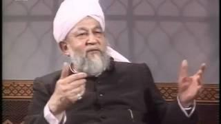 Liqa Ma'al Arab 22 March 1995 Question/Answer English/Arabic Islam Ahmadiyya