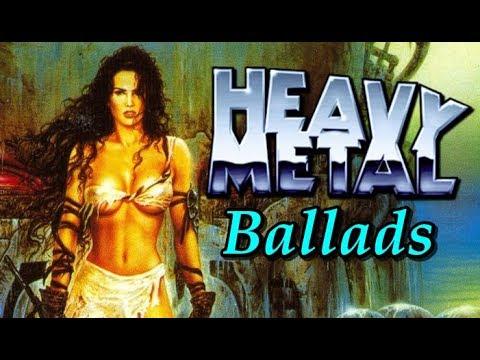 Classic Heavy Metal Ballads   80s, 90's Playlist