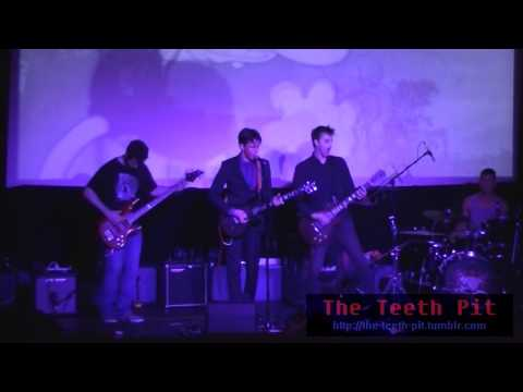 The Moongrinders - Live @ The Globe Theatre, Brisbane (26-01-2016)