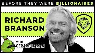 Richard Branson - Before They Were Billionaires