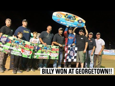 Billy Wins Blast At The Beach!