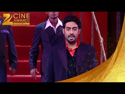 Abhishek Bachchan's Dance Performance