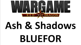 Wargame Red Dragon - Ash & Shadows Armory - BLUEFOR