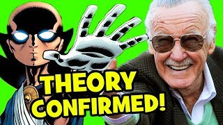 STAN LEE Is The Watcher! THEORY & Guardians of the Galaxy Vol. 2 Post-Credits Scene Explained