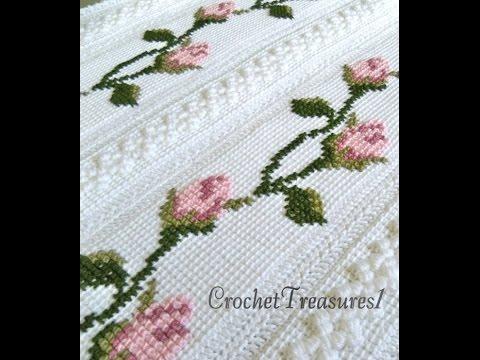 Crochet Baby Blanket Free Crochet Patterns 508 Youtube