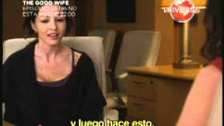 The Good Wife -  Segunda Temporada -- Episodio 5