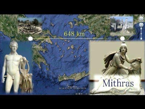 2262(4)Apollo=Mithra in Greek Sculpturesギリシア彫刻による、アポロ=ミトラ説byはやし浩司Hiroshi Hayashi, Japan