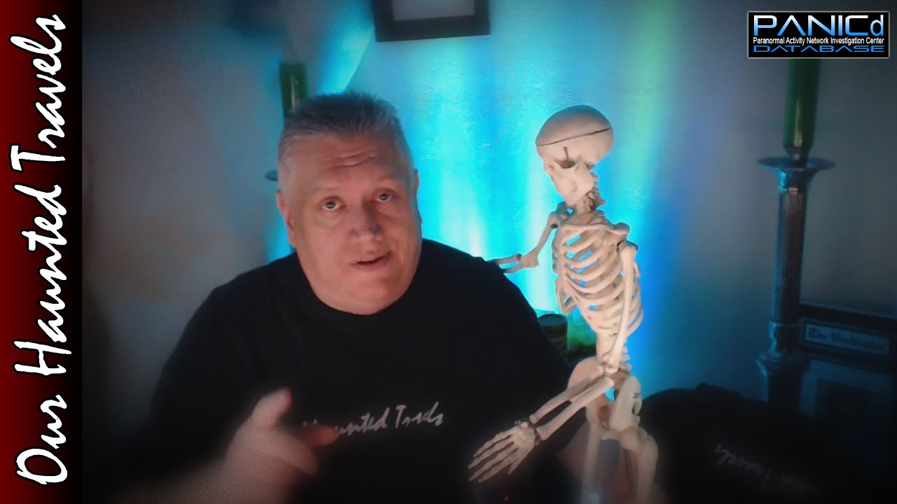 Telling a Ghost Story with Photos (and Borris) | Ghost Stories and Folklore by: PANICdVideos - Our Haunted Travels