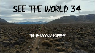 Bikepacking Argentina: The Patagonia Express ( SEE THE WORLD episode 34)