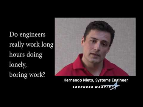 Ask an Engineer: Do Engineers Work Long Hours Doing Lonely, Boring Work?